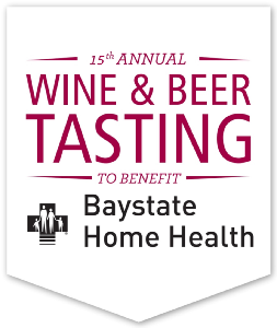 15th Annual Baystate Home Health Wine Tasting